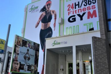 FLOW FIT24(フローフィット) 大須店